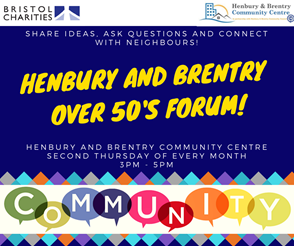 Henbury and Brentry Over 50s Forum - Linkage