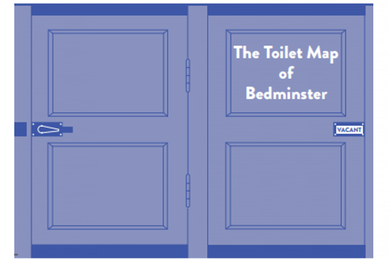 Bedminster toilet map