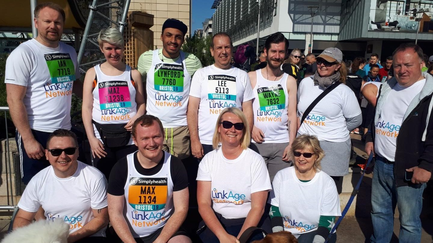 LinkAge Network Bristol 10k Runners